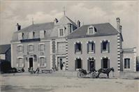 Sermizelles l Hotel Fourrey  Avallon