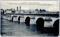 Macon Le Pont de Saint Laurent  Mâcon