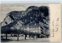 Unterseen 1905 Harder Hotel