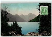 Wellington 1911 Lake Manapouri