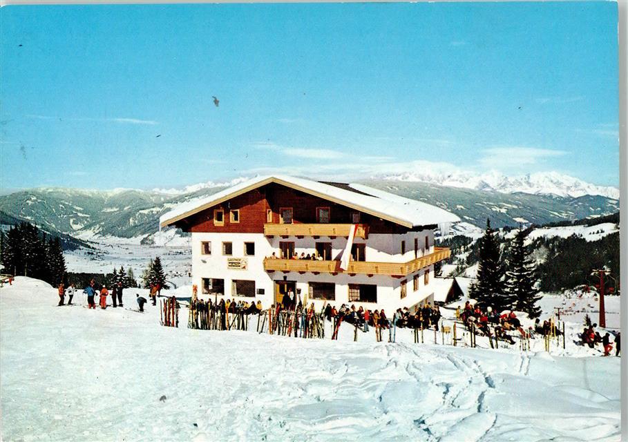 Flachau Gasthaus Familie Steger Winter Munzen Skisport Sankt Johann