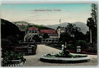Port of Spain Governor`s Palace Trinidad & Tobago