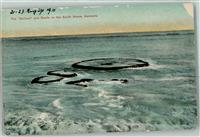 Hamilton 1910 The Boilers and Reefs on the South Shore Bermudas