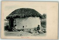 Natives at Home Schwarzafrikaner