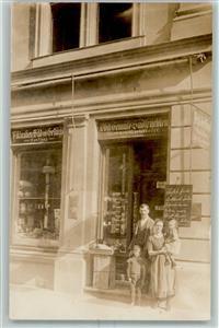 02914ab8145417 1925 Privatfoto AK Gemüse Wild- und Geflügel Michael Bartelseder Postkarten  Ständer
