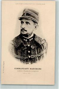Commandant Marchand Uniform  Forscher