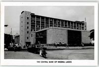 Lagos Central Bank Zentralbank  Nigeria