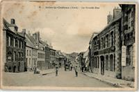 Solre-le-Chateau 1917 Feldpost WK I Avesnes-sur-Helpe