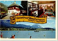 Hermagor Gasthaus Bachmann Vellach Pressegger See Hermagor, Bezirk