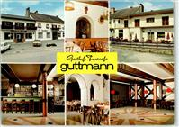 Deutsch Tschantschendorf Gasthaus Pension Cafe Guttmann Güssing, Bezirk