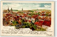 8800 Ansbach Lithographie Ansbach Stadtkreis