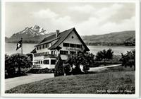 Küssnacht am Rigi 1958 Pension Eichholtern