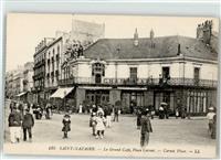 Saint-Nazaire Grand Cafe Place Carnot