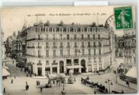 Angers 1913 Hotel