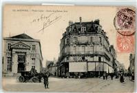 Bourges 1911 Place Cujas