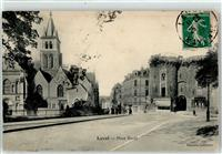 Laval 1908 Place hardy Kirche