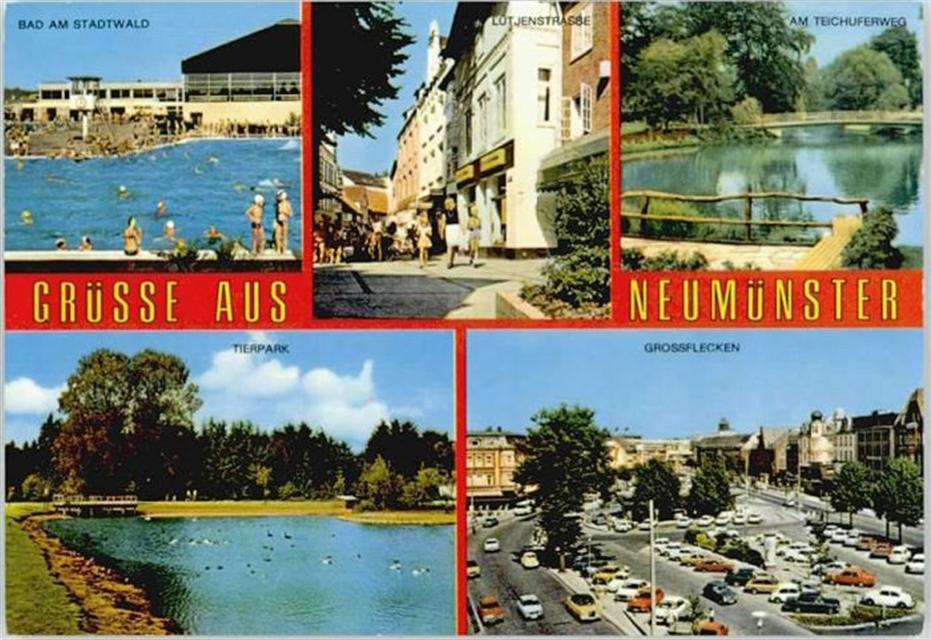 Schwimmbad Neumünster neumuenster schleswig holstein neumuenster schwimmbad tierpark