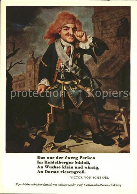 Zwerge Victor Von Scheffel Gedicht Gemaelde Maerchen Und