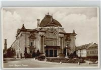 Fuerth Bayern Fuerth Theater x 1933 Fuerth