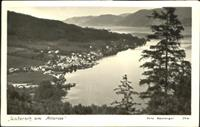 Unterach Attersee Unterach Attersee  x 1940 Unterach am Attersee