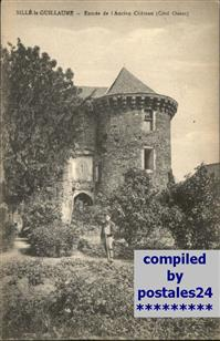 Sille-le-Guillaume Sille-le-Guillaume Chateau * / Sille-le-Guillaume /A
