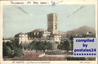 Lodeve Lodeve Parc Cathedrale * Lodeve