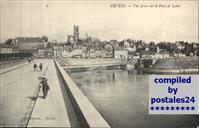 Nevers Nievre Nevers Pont Loire * / Nevers /Arrond. de Nevers
