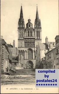 Angers Angers Cathedrale * / Angers /Arrond. d Angers