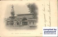 Tarbes Frontaine Monumentale Tarbes