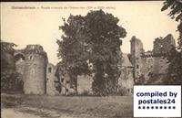 Chateaubriant Facade orientale Chateau Fort  Chateaubriant