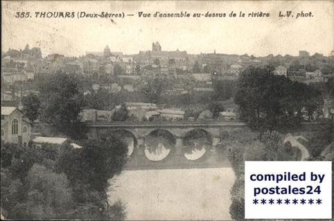 Thouars_ Deux-Sevres Bruecke