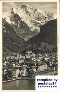 Interlaken BE Jungfrau / Interlaken /Bz. Interlaken