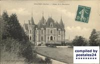 Solesmes Sarthe Chateau Martiniere Solesmes
