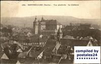 Montbeliard Chateau Montbeliard