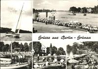 Berlin-Gruenau Regattagelaende  Berlin