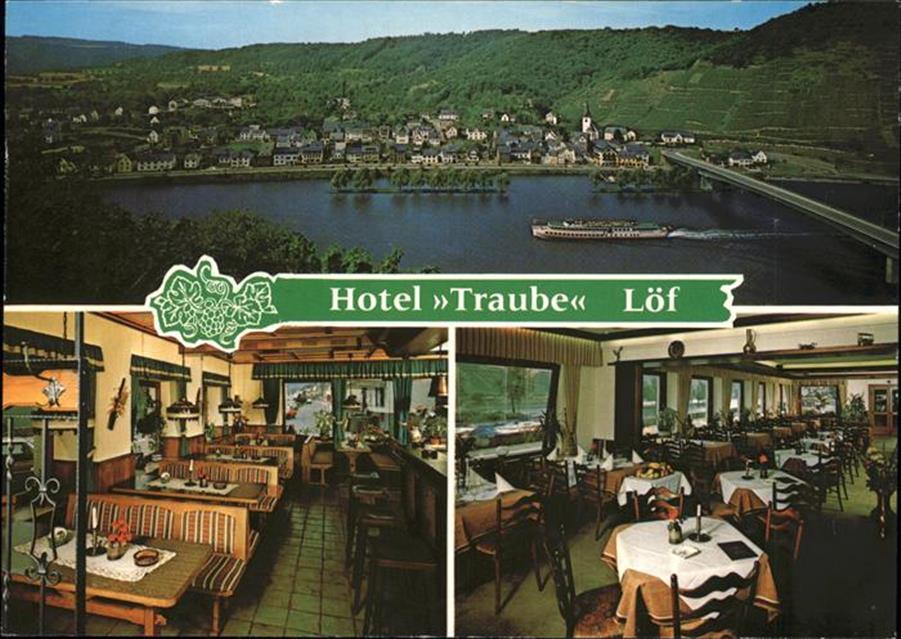 Hotel traube löf