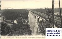 Chaumont Haute-Marne Viaduc Vallee St. Roch Chaumont