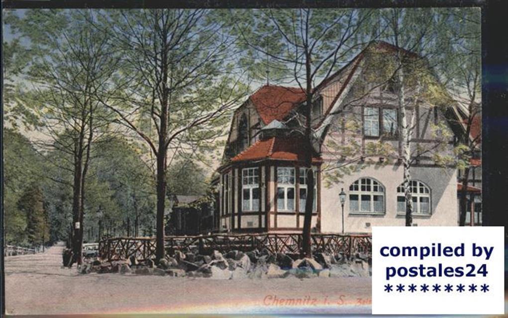 Chemnitz Zeisigwaldschänke: Ansichtskarten-Center Onlineshop