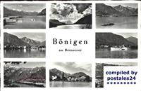 Boenigen Interlaken Partien am Brienzersee Boenigen Interlaken
