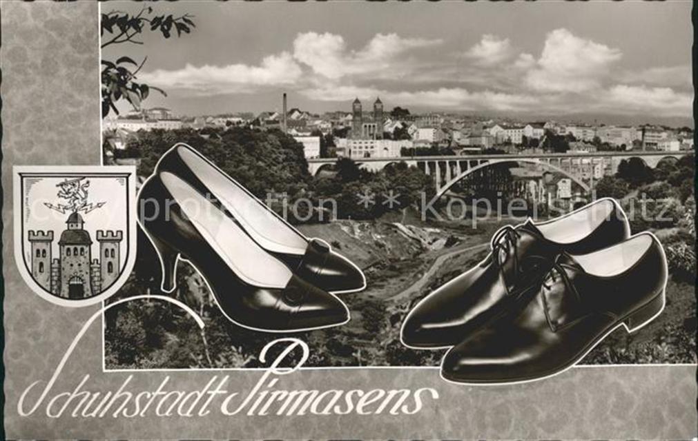 low cost f60f6 3881e Pirmasens Schuhe Pirmasens: Ansichtskarten-Center Onlineshop