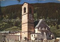 Muestair Klosterkirche / Muestair /Bz. Inn