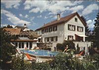 Oberschan Pension Rosenhalde Swimming Pool Oberschan