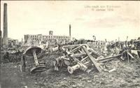 Lille Nord nach Explosion Januar 1916 Lille