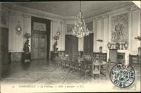 Compiegne Compiegne Chateau Salle Manger x /  /