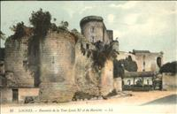 Loches Loches Tour Louis XI Martelet *