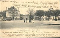 Montreuil Montreuil Place Mairie x