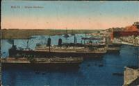 Malta Grand Harbour Schiffe