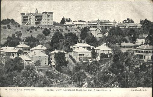 Auckland General View