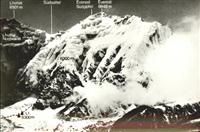 Nepal Mount Everest Ostwand Tibet Herrligkoffer Expedition Nepal