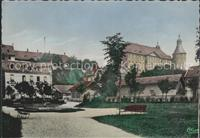 Montbeliard Chateau Square Resener Montbeliard